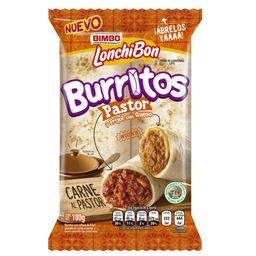 Burritos Combinados Pastor 180 g