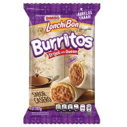 Burritos Clásico 197 g