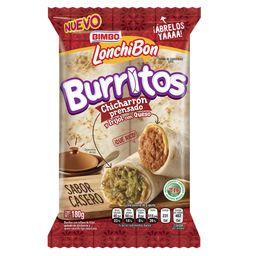 Burritos Combinado Prensado 180 g