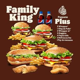 Family King Plus