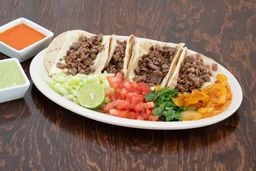 Tacos Mixtos Gratinados
