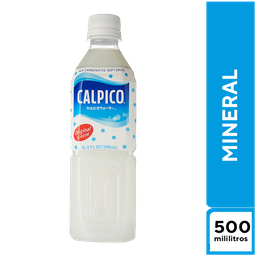 Calpis Mineral 500 ml