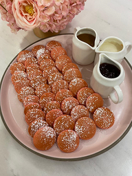 Mini Hot Cakes Isabella