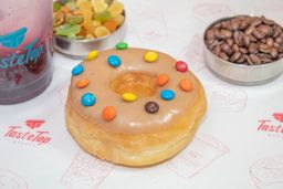 Donuts de Maple y M&M