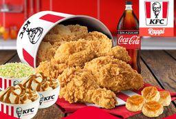 Familiar 16 Piezas + Coca Cola