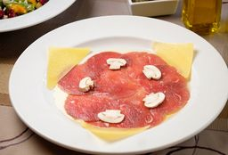 Carpaccio di Res 100 gr