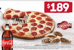 Combo Pizza Grande 1 Ingrediente
