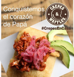 Combo Crepas familiar