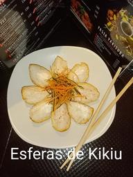 Esferas Kikiu