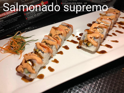 3x2 Salmonado Supremo Roll