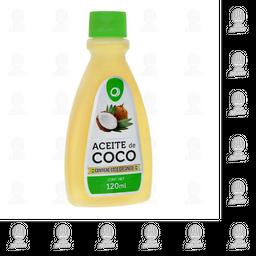 Aceite de Coco con Extracto Orgánico 120 mL