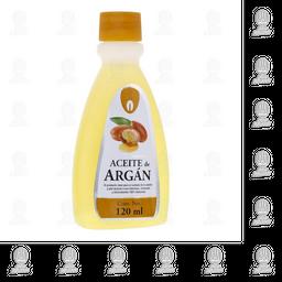 Aceite de Argán para el Cuidado del Cabello y Piel 120 mL