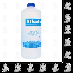 Alcohol Atlanta Etílico 70° Azul  1 U