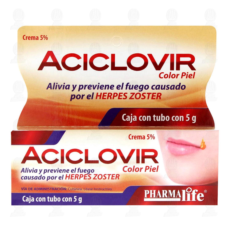 Pharmalife Crema Color Piel El Fuego