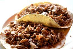 Taco de Costilla (2 pz.)