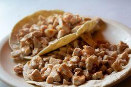 Taco de Pollo (2 pz.)