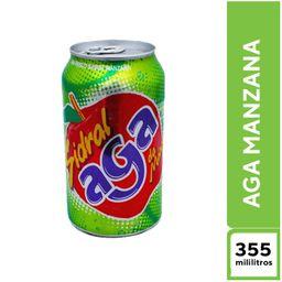 Sidral Aga Manzana 355 ml