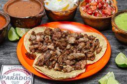 Taco Machitos de Carnero