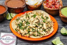Taco Alambre de Pollo