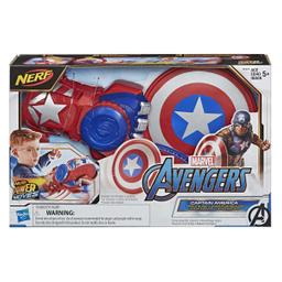 Marvel E-3avn Power Moves Role Play Cap