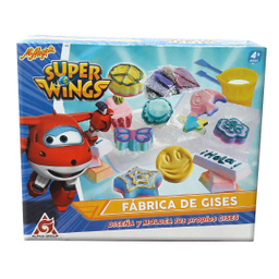 E-6 Fabrica De Gises Super Wings