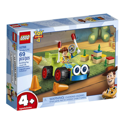 Set de Bloques Lego Toy Story Woody And Rc 69 U