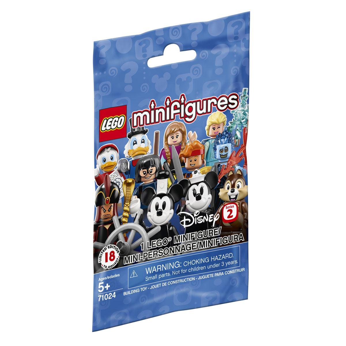 Figura De Accion Lego Minifigura Edicion Limitada Disney 18