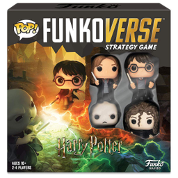 Funkoverse Strategy Game Harry Pott