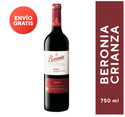 Beronia Crianza 750 ml