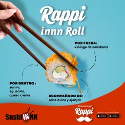 Rappi Roll en Combo