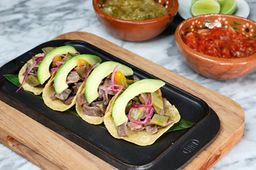 Tacos de Tasajo