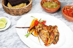 Pechuga de Pollo con Vegetales