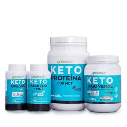Paquete de protenia Keto 4 U