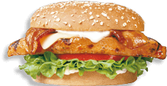 Charbroiled Chicken Club