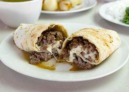 Taco Árabe de Bistec