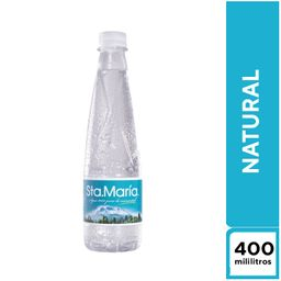 Santa María Natural 400 ml