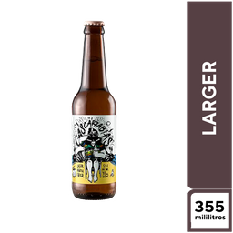 Cascarrabias Lager  355 ml