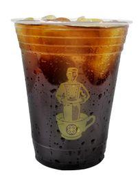 Café Negro en las Rocas Grande