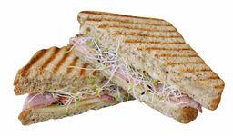 Sándwich de Jamón Selva Negra