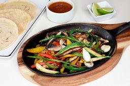 Fajitas de Portobello al Grill
