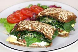 Sándwich de Vegetales al Grill