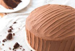 Pastel de Chocolate Americano