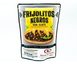 Frijolitos Negros Pouch