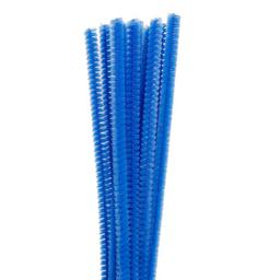 Chenille Natural Pp 9000 30 cm 12 U Azul