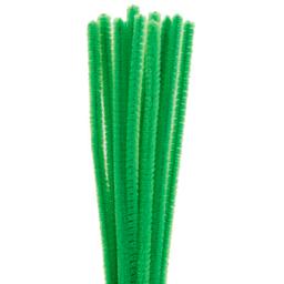 Chenille Natural Pp 9000 30 cm 12 U Verde