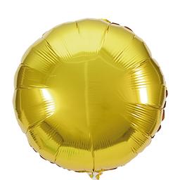 Globo Círculo 46 cm Oro