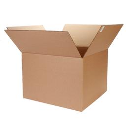 Caja de Cartón 34.5x48x46.5 cm Natural