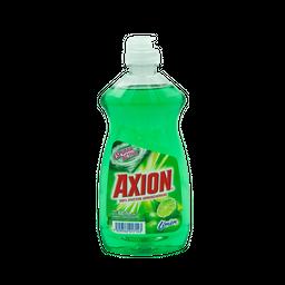 Lavatrastes Axion Aroma Limón