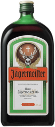 Licor Jagermeister Botella 700 mL
