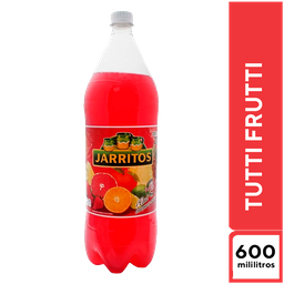 Jarrito Tutti Frutti 600 ml